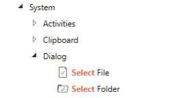 select File or Folder