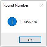 random number output